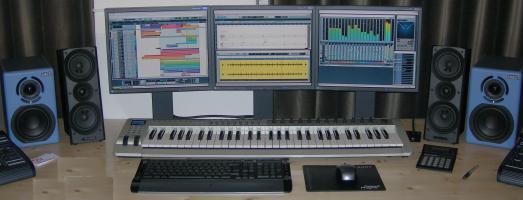 tonstudio für pc